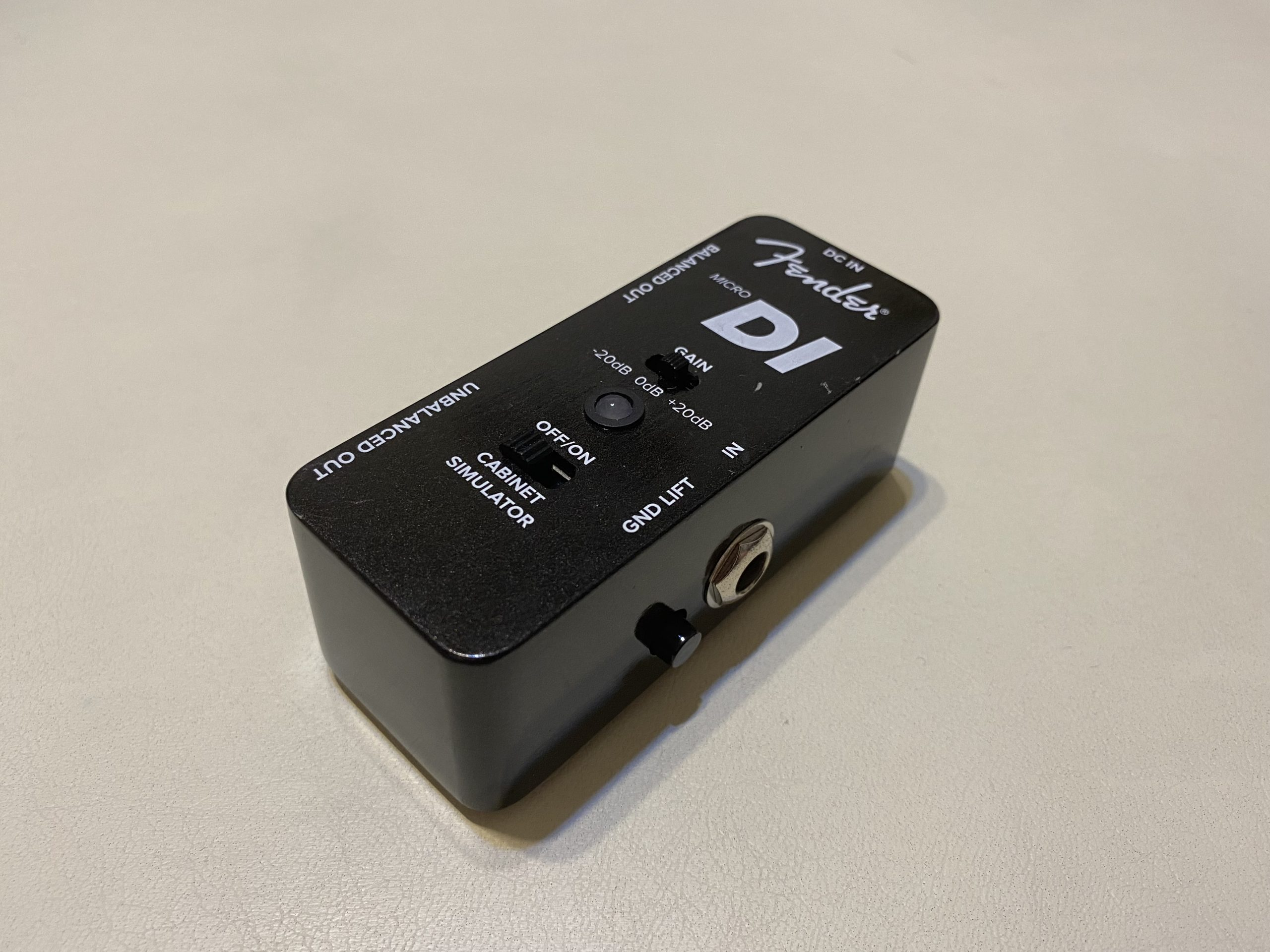 Fender Micro DI
